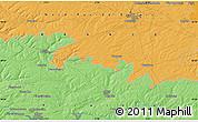 Political Map of Arras