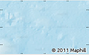 """Shaded Relief Map of the area around 50°7'47""""N,7°34'30""""W"""