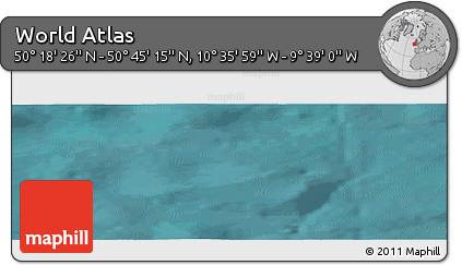 "Satellite Panoramic Map of the Area around 50°31'50""N,10°7'30""W"