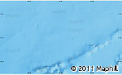 """Shaded Relief Map of the area around 50°31'50""""N,12°40'30""""W"""