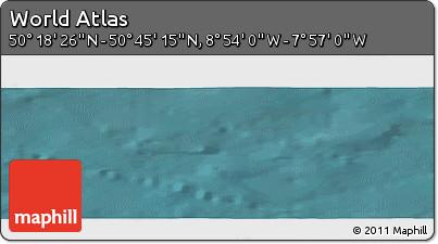 "Satellite Panoramic Map of the Area around 50°31'50""N,8°25'30""W"