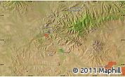 Satellite Map of Byrka