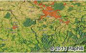 Satellite Map of Dresden