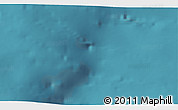 """Satellite 3D Map of the area around 50°55'47""""N,13°31'30""""W"""