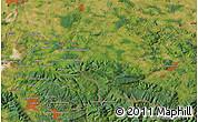 Satellite Map of Jelenia Góra