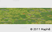 "Satellite Panoramic Map of the area around 50° 55' 47"" N, 29° 49' 30"" E"
