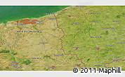 Satellite 3D Map of Staden