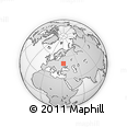 """Outline Map of the Area around 50° 55' 47"""" N, 31° 31' 29"""" E, rectangular outline"""