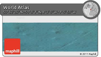 "Satellite Panoramic Map of the Area around 50°55'47""N,7°34'30""W"