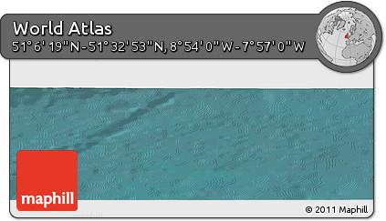 "Satellite Panoramic Map of the Area around 51°19'36""N,8°25'30""W"