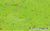 Physical Map of Herzberg