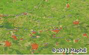 Satellite Map of 's-Hertogenbosch