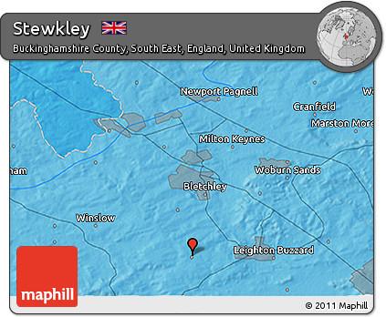 Stewkley map