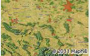 "Satellite Map of the area around 52°6'54""N,10°16'30""E"