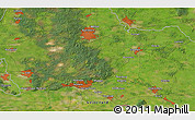 Satellite 3D Map of Arnhem