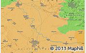 Political Map of Lengerich