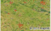 Satellite Map of Rheine