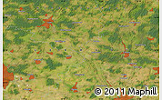 Satellite Map of Celle
