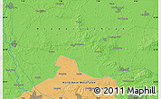 Political Map of Wallenhorst