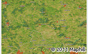 Satellite Map of Wallenhorst