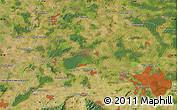 Satellite Map of Seelze