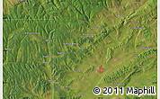 Satellite Map of Ust'-Ordynskiy