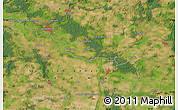 Satellite Map of Wittenberge