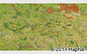 Satellite 3D Map of Delmenhorst