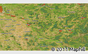 Satellite 3D Map of Thedinghausen