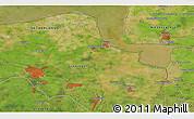 Satellite 3D Map of Groningen