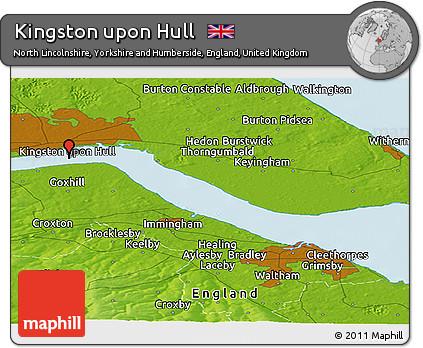 kingston upon hull humberside united kingdom