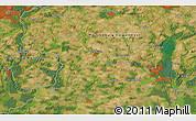 Satellite 3D Map of Schwerin