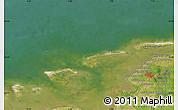 "Satellite Map of the area around 53°40'8""N,6°52'30""E"