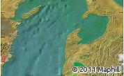 "Satellite Map of the area around 53°1'29""S,70°28'29""W"