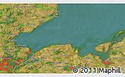 Satellite 3D Map of Timmendorfer Strand