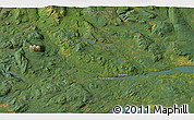 """Satellite 3D Map of the area around 54°3'9""""N,126°34'29""""W"""