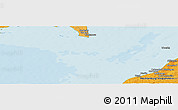 """Political Panoramic Map of the area around 54°26'3""""N,11°58'29""""E"""