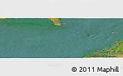 "Satellite Panoramic Map of the area around 54°26'3""N,11°58'29""E"