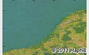 "Satellite Map of the area around 54°26'3""N,16°13'30""E"