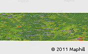 "Satellite Panoramic Map of the area around 54° 26' 3"" N, 28° 7' 30"" E"