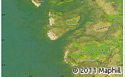 Satellite Map of Bredstedt