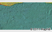 """Satellite 3D Map of the area around 55°11'31""""N,13°40'30""""E"""