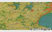 Satellite 3D Map of Vindinge