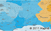 Political Map of Björka
