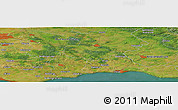"Satellite Panoramic Map of the area around 55°34'4""N,13°40'30""E"