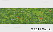 "Satellite Panoramic Map of the area around 55°34'4""N,35°46'29""E"