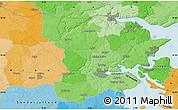 Political Map of Vejle