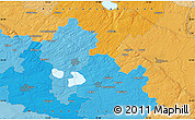 Political Map of Askeröd