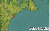 "Satellite Map of the area around 55°56'31""N,14°31'30""E"