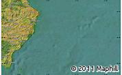 "Satellite Map of the area around 56°18'50""N,11°7'30""E"